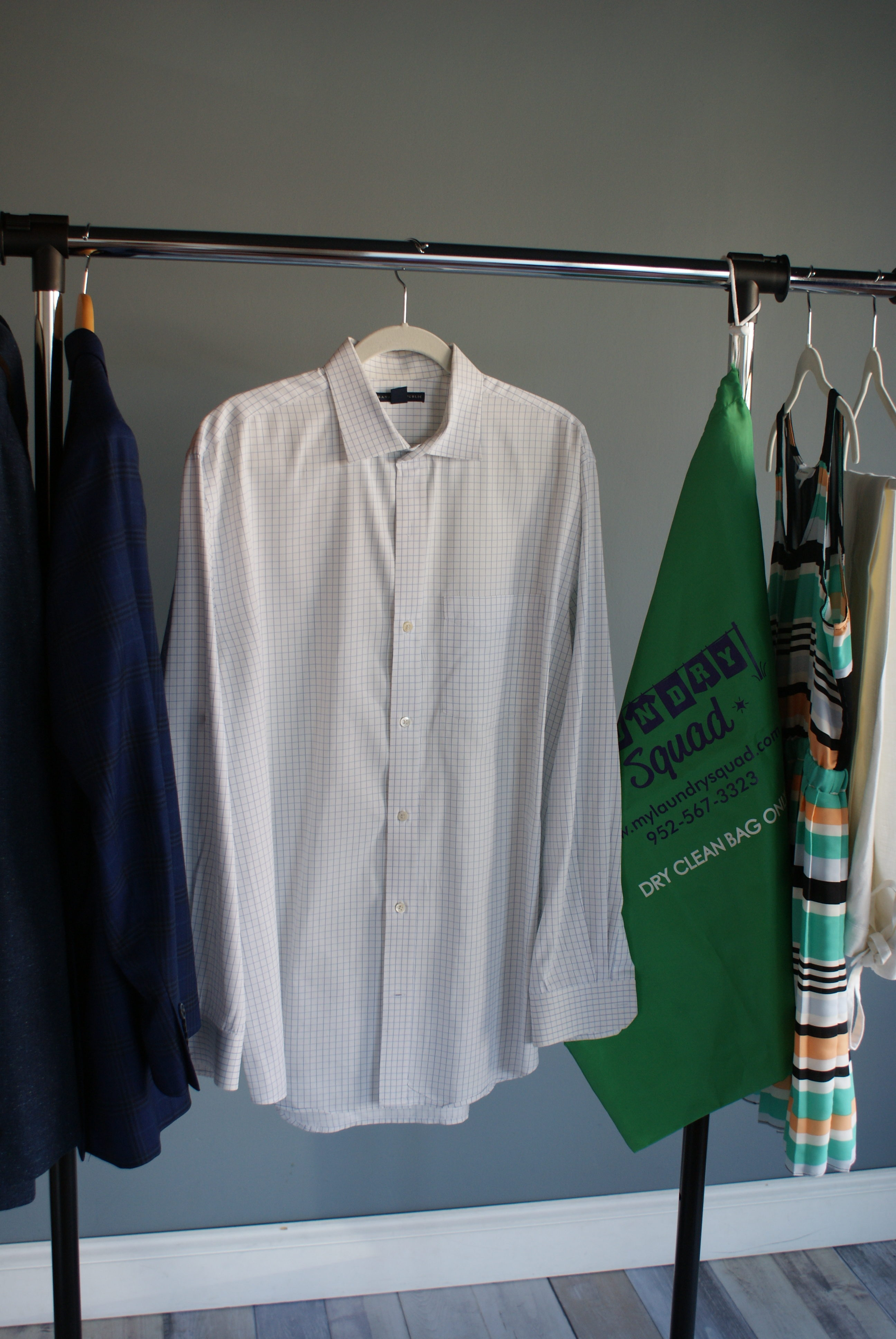 how much to dry clean a shirt